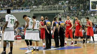 Α1 μπάσκετ: Νίκη του Παναθηναϊκού Superfoods και 5ος τελικός με τον Ολυμπιακό