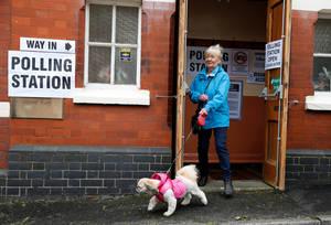Τα πιο παράξενα εκλογικά κέντρα της Βρετανίας (pics)