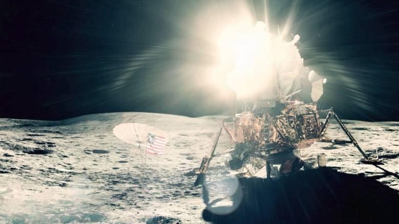 Lunar: Όταν ο άνθρωπος πατούσε στο Φεγγάρι (Vid)