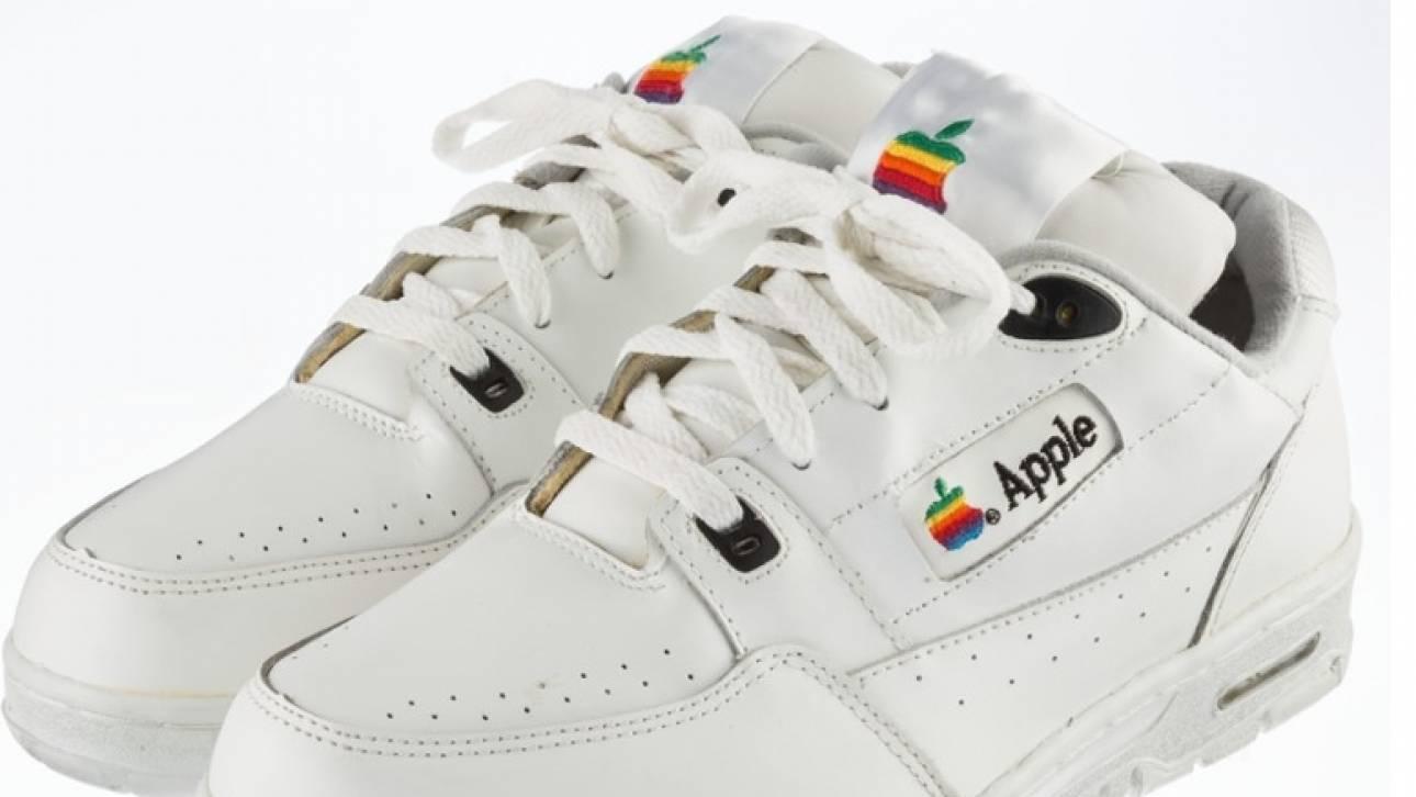 Με 15.000 δολάρια μπορείτε να αγοράσετε τα αθλητικά παπούτσια της Apple (vid)