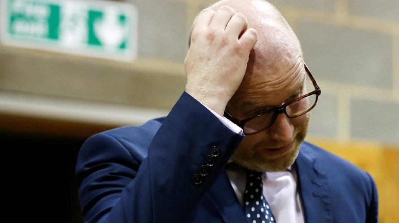 Βρετανικές εκλογές: Παραιτείται ο αρχηγός του UKIP Πολ Νάταλ