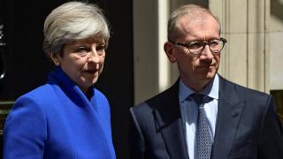 Βρετανικές εκλογές: Η Μέι πήρε την εντολή σχηματισμού κυβέρνησης
