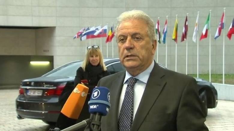 Αβραμόπουλος: Χρειαζόμαστε ένα νέο, πιο δίκαιο Δουβλίνο