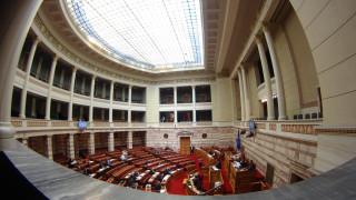 Ονομαστική ψηφοφορία για τα 3/5 προαπαιτούμενα ζήτησε η ΝΔ