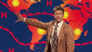 Μπραντ Πιτ: Σε έκτακτο δελτίο καιρού προμηνύει το τέλος του κόσμου (vid)