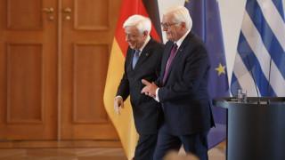 Συνάντηση Παυλόπουλου - Σταϊνμάγερ στο Βερολίνο (pics)