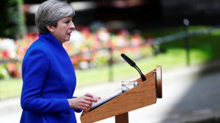 Μέι: Είμαστε το μόνο κόμμα που μπορεί να σχηματίσει κυβέρνηση και να οδηγήσει σε Brexit