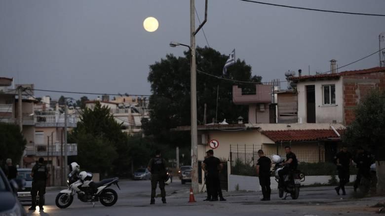 «Στρατιές» αστυνομικών στο Μενίδι για τον ανεγκέφαλο που σκότωσε τον 11χρονο Μάριο