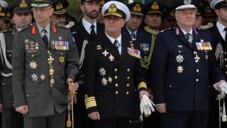 Το μήνυμα του αρχηγού ΓΕΑ για τις τουρκικές προκλήσεις