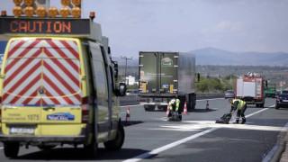 Κυκλοφοριακές ρυθμίσεις δύο μηνών στην νέα εθνική οδό Αθηνών - Θεσσαλονίκης