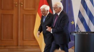 Σταινμάιερ: Αδιανόητο το μέλλον της Ευρώπης χωρίς την Ελλάδα