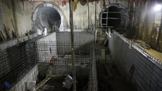 Συναγερμός στη Θεσσαλονίκη από τοξικό υδράργυρο σε σταθμό του Μετρό
