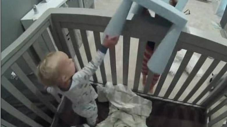 Prison break από την κούνια (Vid)