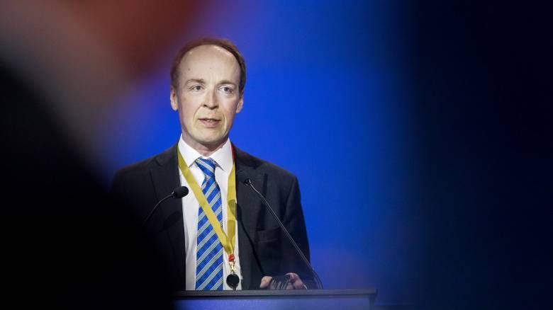 Φινλανδία: Ο σκληροπυρηνικός Γιούσι Χάλα-άχο νέος ηγέτης του εθνικιστικού κόμματος (pics)