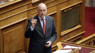 Ν.Δένδιας: Κατώτεροι των περιστάσεων ο Τσίπρας και η κυβέρνησή του