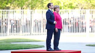 Γερμανία - Γαλλία επεξεργάζονται σχέδιο για το Ευρωπαϊκό Ταμείο Άμυνας