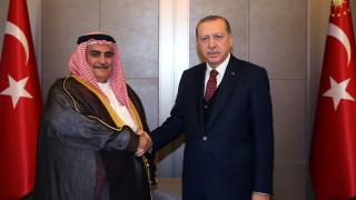 Ερντογάν: Η κρίση στον Περσικό Κόλπο να τερματιστεί πριν λήξει το Ραμαζάνι