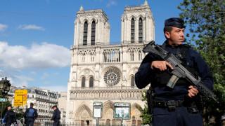 Επίθεση στην Παναγία των Παρισίων: Προπαγανδιστικό υλικό των τζιχαντιστών στην κατοχή του δράστη