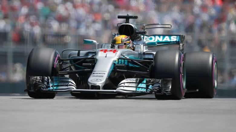 F1: Pole Position στον Καναδά ο Χάμιλτον, έφτασε τον 'Αιρτον Σένα
