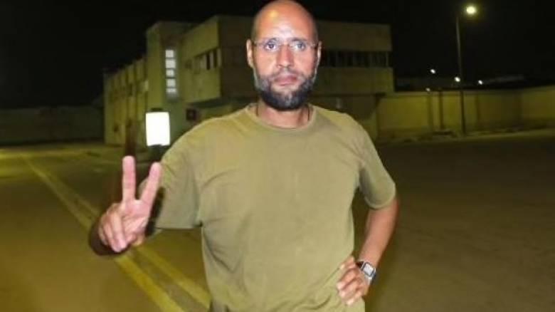 Ένοπλη οργάνωση ισχυρίζεται ότι απελευθέρωσε τον γιό του Καντάφι