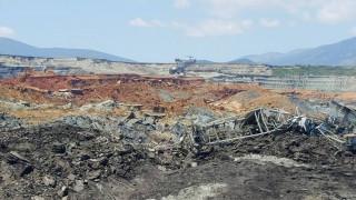 Αμύνταιο: Παραμένει επικίνδυνη η κατάσταση λόγω των κατολισθήσεων (pics)
