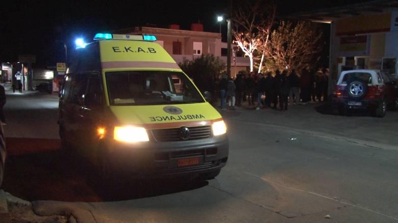Χίος: Στο νοσοκομείο Ιρακινός μετά από συμπλοκή στον καταυλισμό της Σούδας