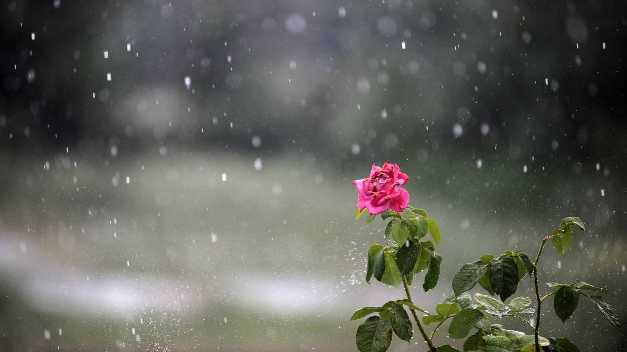 Καιρός: Παραμένει βροχερός και τη Δευτέρα