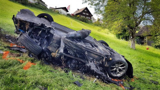 O πρώην παρουσιαστής του Top Gear που ξεγέλασε ξανά το θάνατο