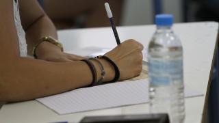 Πανελλήνιες 2017: Τη Δευτέρα το επόμενο τεστ για τους μαθητές των ΓΕΛ