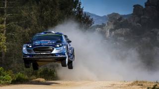 WRC: Πρώτη νίκη του Τάνακ στο ράλυ Σαρδηνίας (vid)