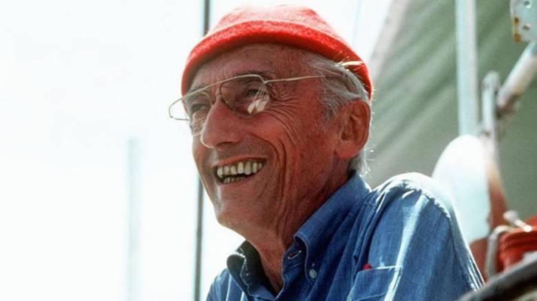 Ζακ-Υβ Κουστό: Ο άνθρωπος που άφησε το αποτύπωμά του στους ωκεανούς