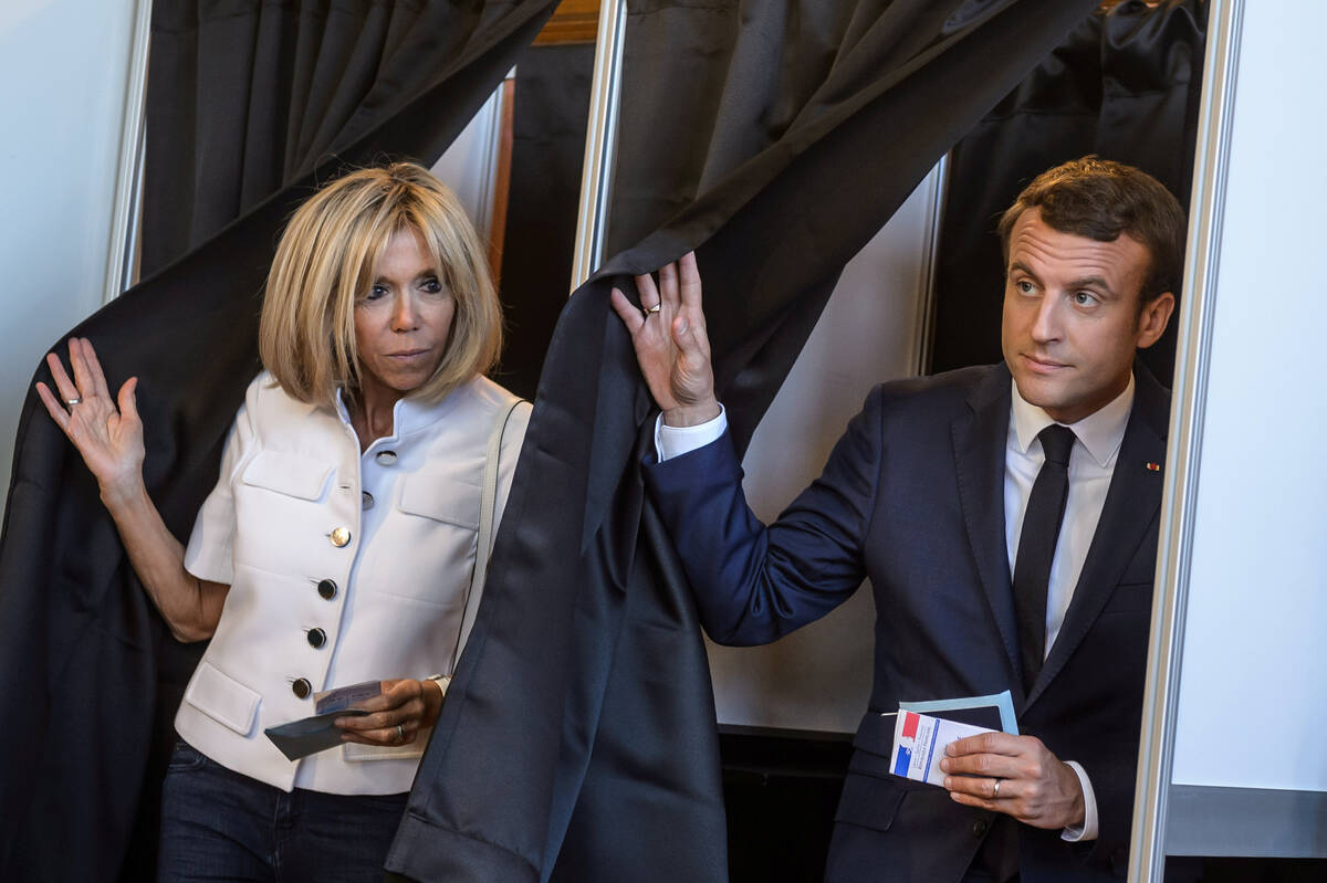 2017 06 11T112202Z 1410158565 RC17A8C80640 RTRMADP 3 FRANCE ELECTION