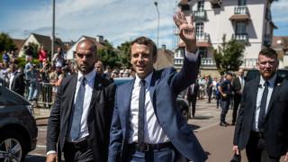 Εκλογές Γαλλία: Θρίαμβο Μακρόν δίνουν τo exit poll - Πόσες έδρες κατακτά