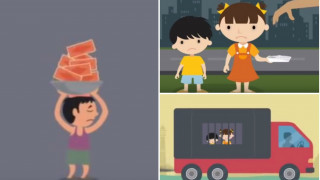 Παγκόσμια Ημέρα κατά της Παιδικής Εργασίας: Στη δουλειά αντί στο σχολείο (pics&vids)