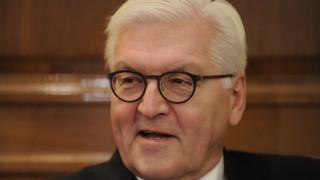 Σταϊνμάγερ: Ελπίζω να βρεθεί μια κοινή λύση στο Eurogroup