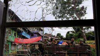 Φιλιππίνες: Συνεχίζονται οι σκληρές μάχες με τους ισλαμιστές αντάρτες στο Μαράουι (pics)