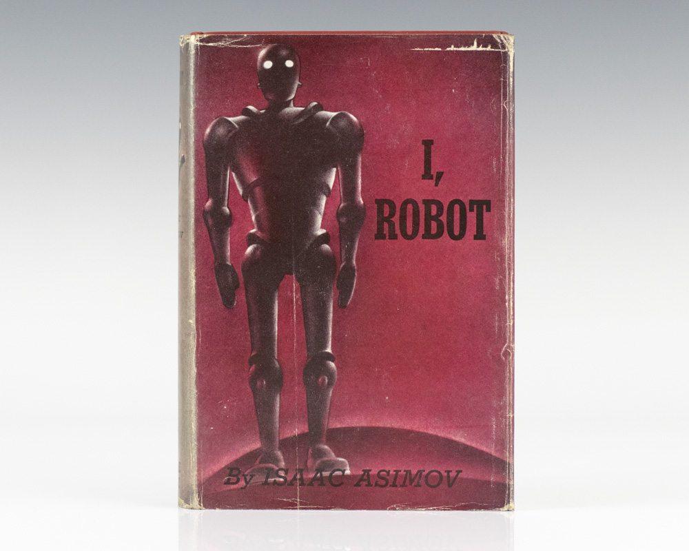 i robot isaac asimov first edition 1950