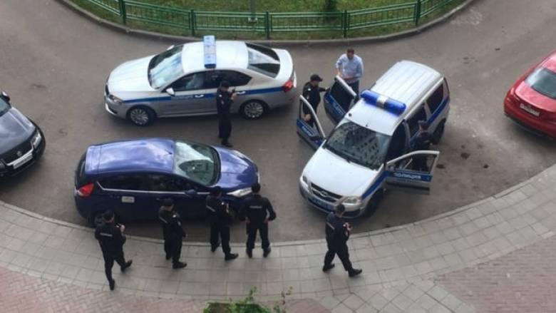 Συνελήφθη ο ηγέτης της ρωσικής αντιπολίτευσης Αλεξέι Ναβάλνι