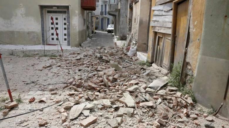 Σεισμός Μυτιλήνη: ανάστατο όλο το νησί (aud)