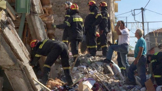 Σεισμός Μυτιλήνη: σε σκηνές και ξενοδοχεία οι σεισμοπαθείς (aud)