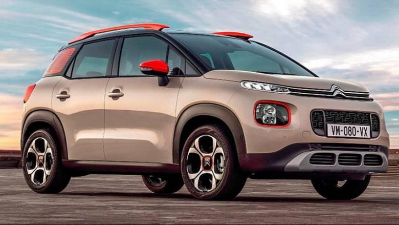 Το νέο μικρό SUV της Citroen λέγεται Aircross και είναι ιδιαίτερα χαριτωμένο