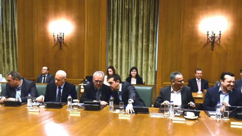 Έκτακτο υπουργικό συμβούλιο συγκαλεί ο Τσίπρας ενόψει Eurogroup