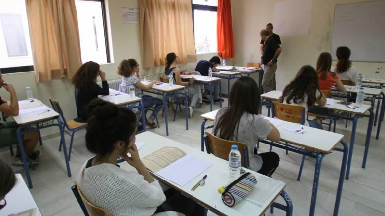 Πανελλήνιες 2017: Αναβολή εξετάσεων σε Χίο και Μυτιλήνη μετά τον σεισμό