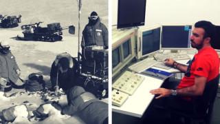 Γ. Μπαζιώτης: ένας Έλληνας επιστήμονας σε αποστολή της NASA στην Ανταρκτική