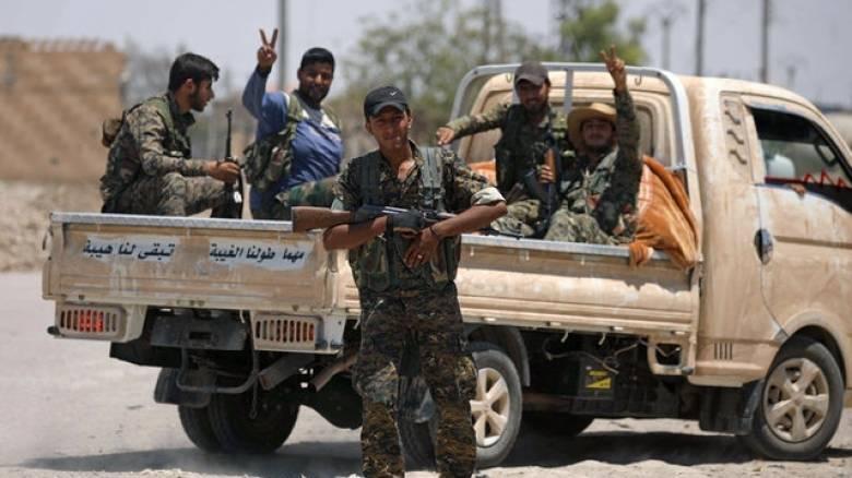 Συρία: Κερδίζουν έδαφος στην πόλη Ράκα οι μαχητές των Συριακών Δημοκρατικών Δυνάμεων