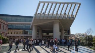 Το Μουσείο Ακρόπολης γίνεται 8 χρονών και το γιορτάζει