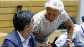 «Καταστατικό» μοχλό πίεσης εντός του ΔΝΤ αναζητά η κυβέρνηση για το χρέος