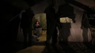 Σεισμός Μυτιλήνη: Συνεχείς μετασεισμοί, μια νεκρή και τεράστιες καταστροφές
