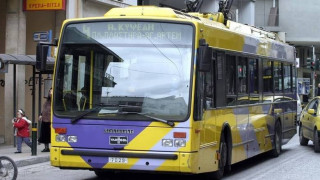 Χωρίς λεωφορεία και τρόλεϊ για έξι ώρες η Αθήνα