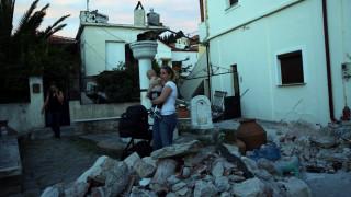 Σημαντικές καταστροφές στη Μυτιλήνη από τον σεισμό